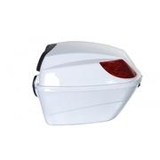 Zadní box - Sport Max - bílý
