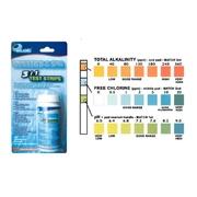 Testovací proužky 2v1 (pH/volný Cl)