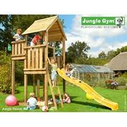 Dětské hřiště Jungle Palace se skluzavkou