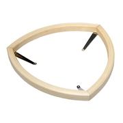 Dřevěná ohrádka ke kamnům Kivi