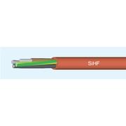 SiHF 2x1,5mm Silikonový kabel