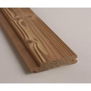 Saunové palubky smrk kartáč. THERMOWOOD 15x90x2700 mm (6ks/b.)STP