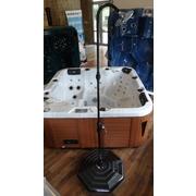 Solární sprcha 20 litrů - Solární sprchy levně