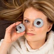 Masážní chladící kameny na oči ORBITS