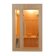 FRANCE SAUNA Zen 2 finská sauna pro dvě osoby