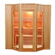 FRANCE SAUNA Zen 5 finská sauna pro pět osob