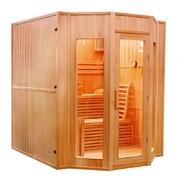 FRANCE SAUNA Zen 4 finská sauna pro čtyři osoby