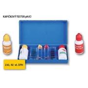 Tester kapičkový pH & Cl