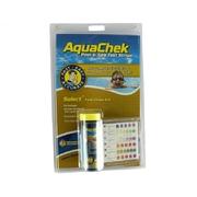 AquaChek tester 7v1 (stupnice)