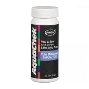 AquaChek testovací proužky - celk.rozp.pevné látky