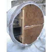 Dřevěný kryt pro HOT TUB 16; překližka
