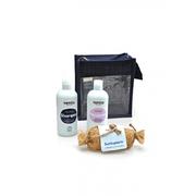 Kosmetický balíček do sauny s dárkovou taškou - varianta 3