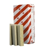 Izolace pro sauny - desková minerální vata 80 mm (4,32 m2/bal)