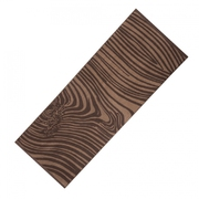 Saunová osuška VOSSEN LEEVI - NUT oříšek/čokoláda 200x80 cm