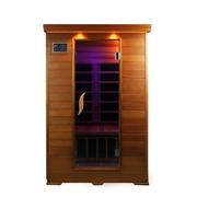 Infrasauna Belatrix Cedr Lux 2 - výstavní kus - showroom Jihlava