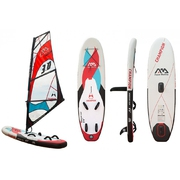 Paddleboard AQUA MARINA CHAMPION SET s plachtou