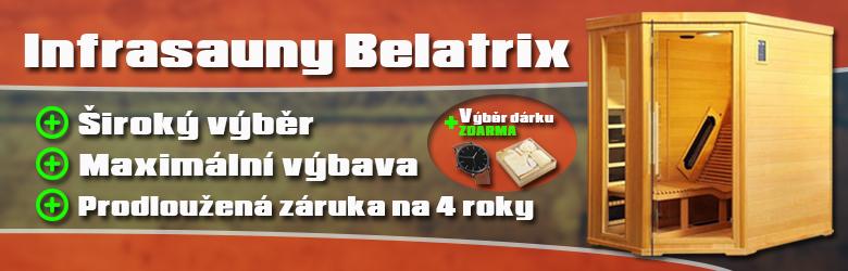 Eshop-relax.cz - Infrasauny Belatrix